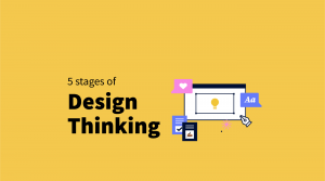 stages of design thinking